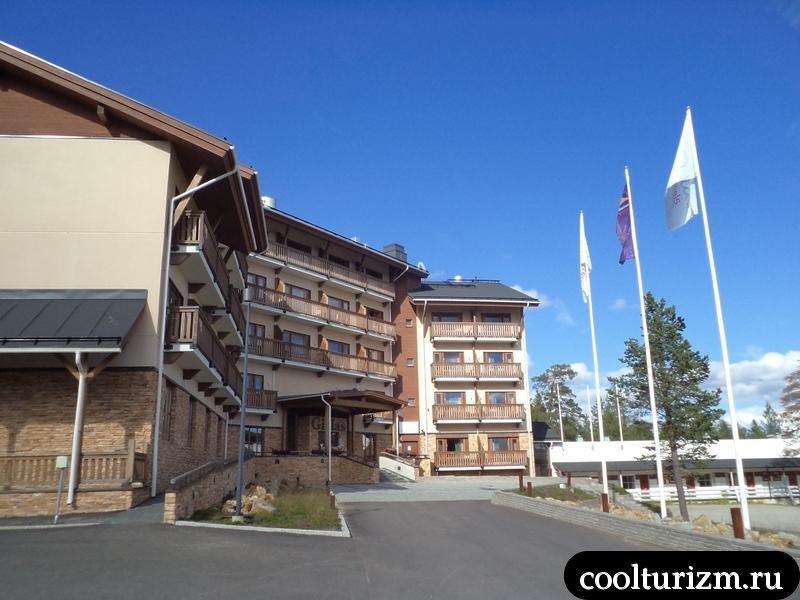 отель в Саарисельке