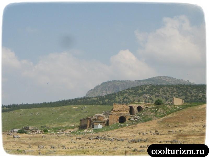 Иераполис древний город Турция