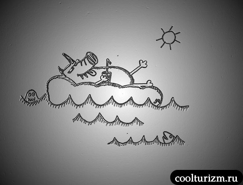 Начинаем прорабатывать вопрос о тёплых морях