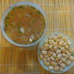 Суп из кильки в томате. Вкус детства.
