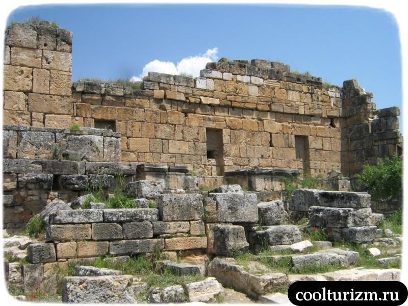 Иераполис древности