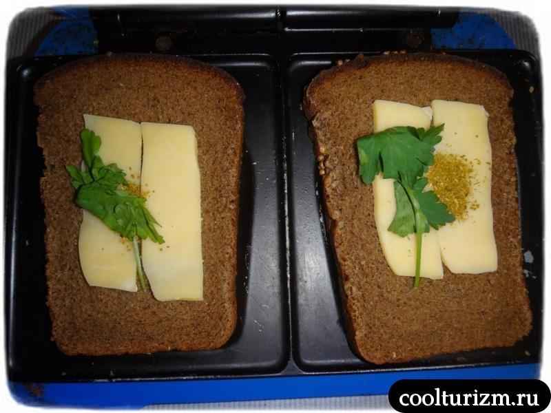 хлеб в бутерброднице