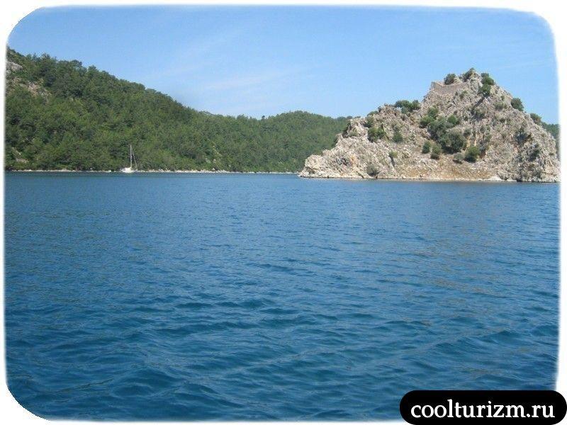 Турция.Море