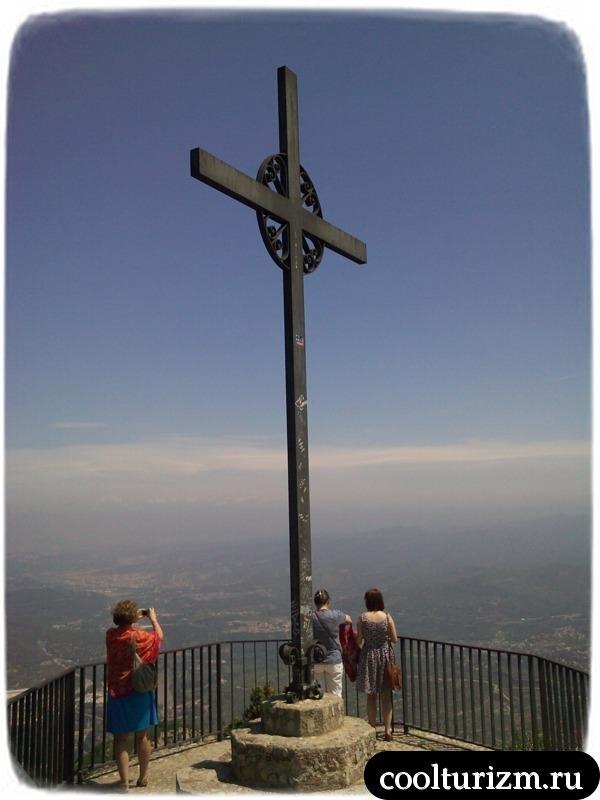 крест монсеррат