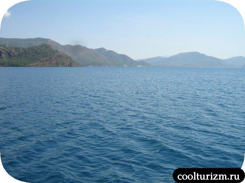 и снова Эгейское море