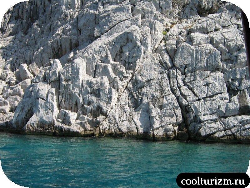 Турция море лето
