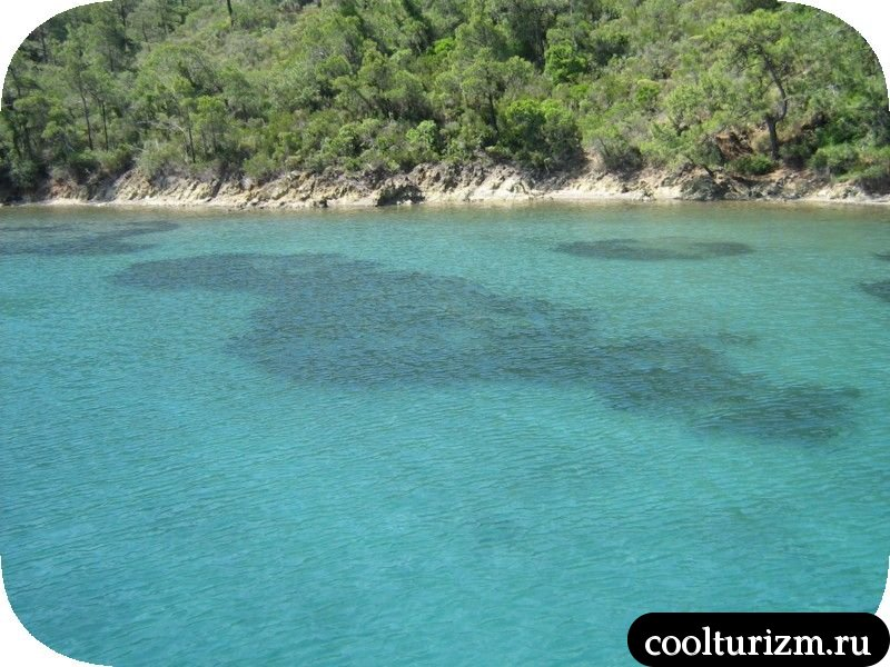 купание в Эгейском море