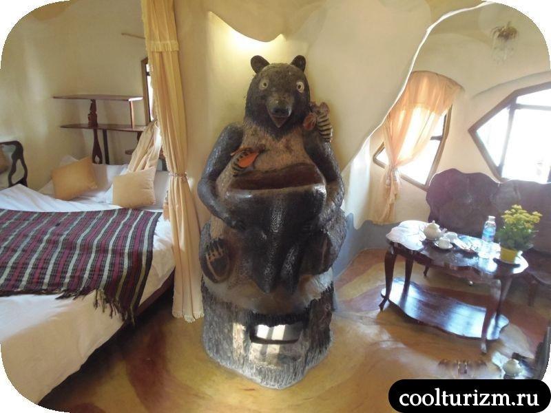 медведь Крейз Хауз