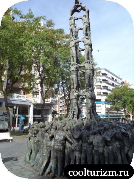 таррагона памятник