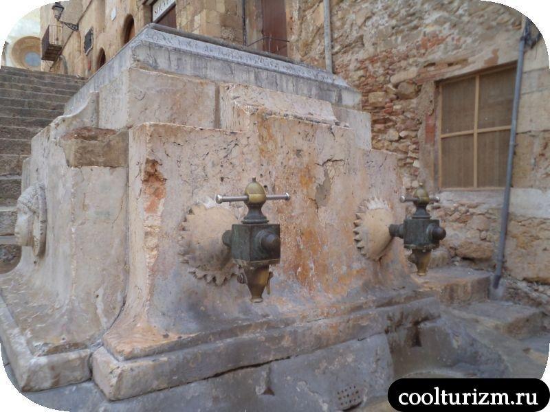 фонтанчик у кафедрального собора