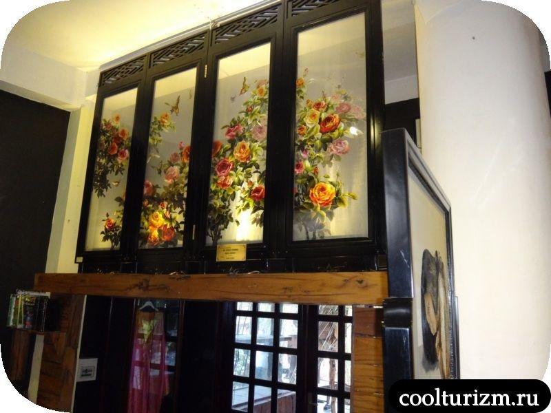 Далат вьетнам музей шелка
