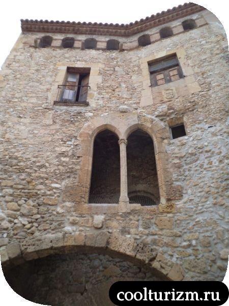 Таррагона древние стены