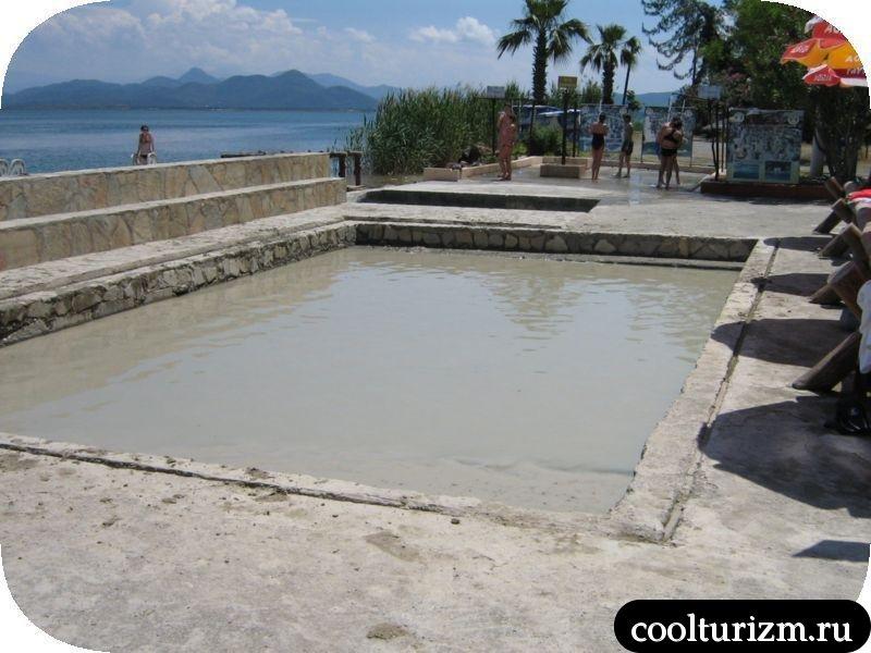 грязевая ванна в Дальяне