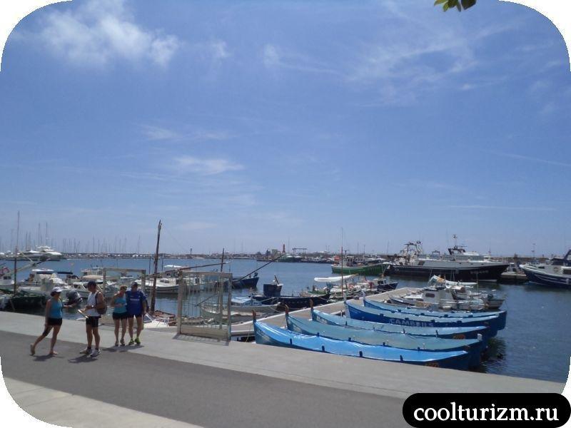 порт Камбрилс Испания
