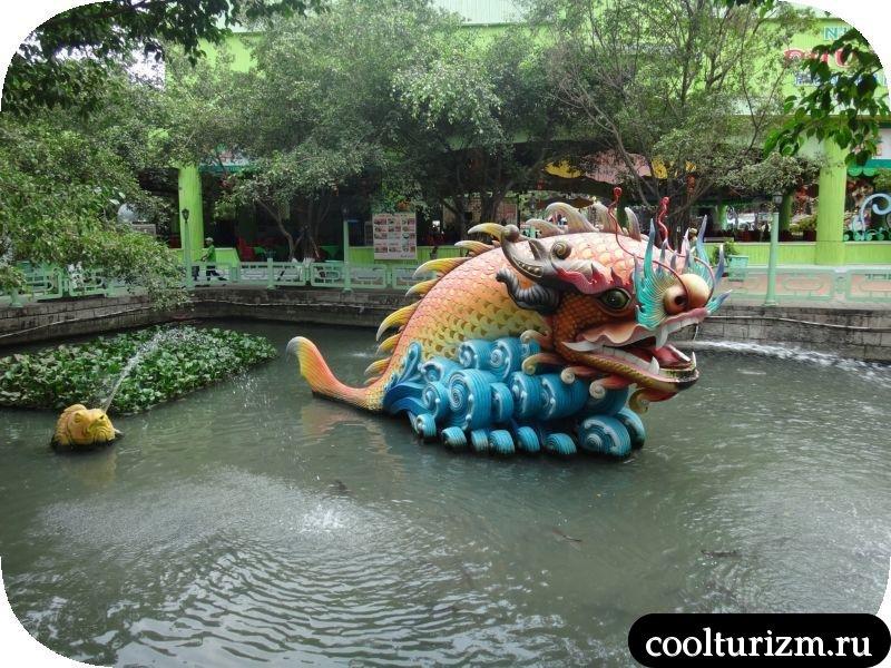 рыбка в прулу.вьетнам