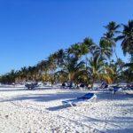 Карибское море во всей красе. Пунта Кана. Доминикана