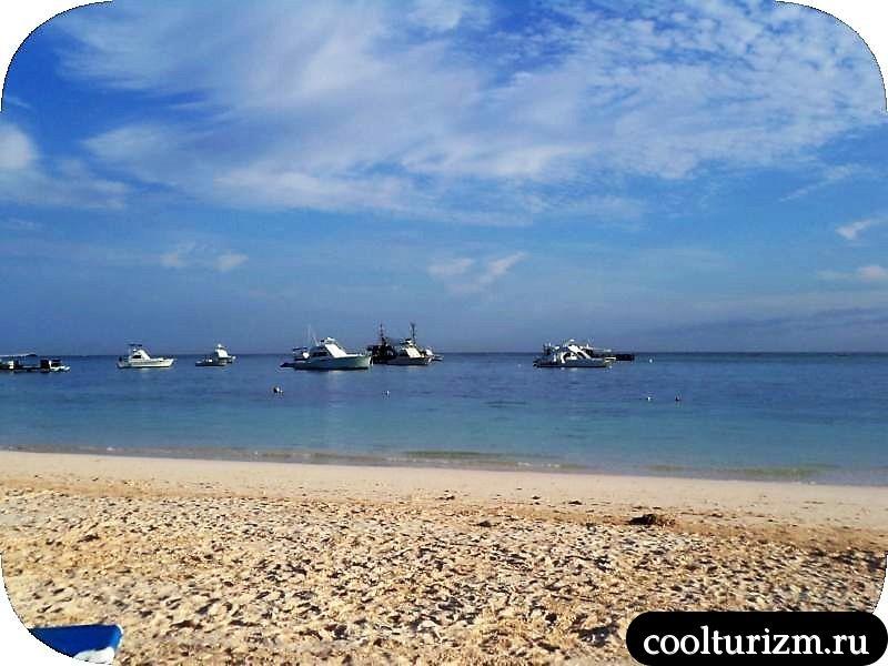Ифа Баваро Барсело океан и лодки