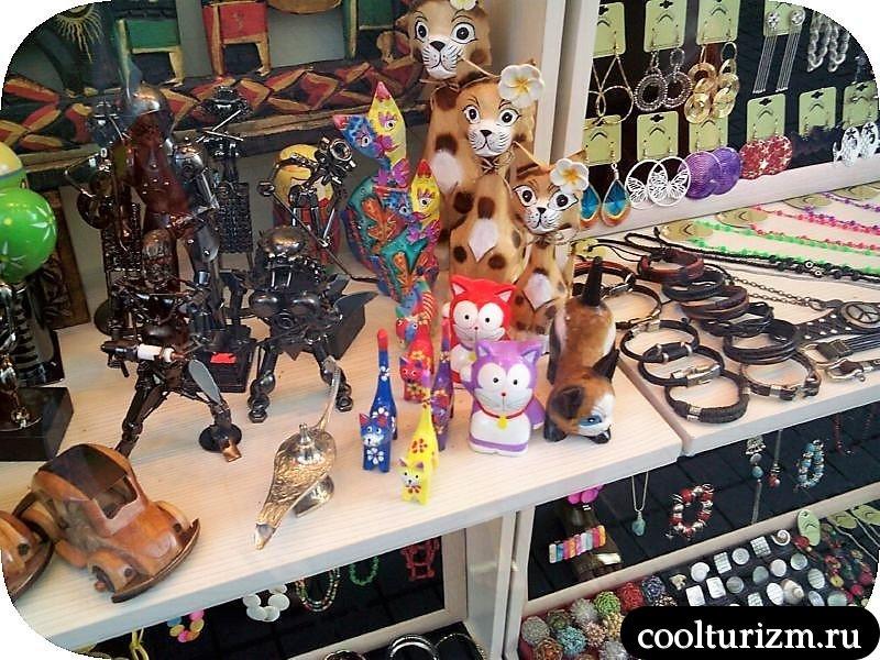 шопинг сувениры в Мармарисе