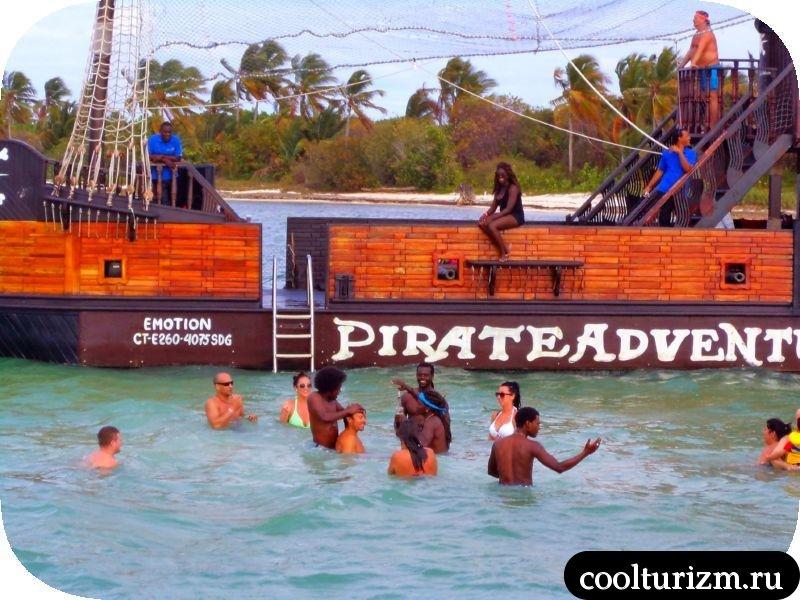 пираты доминиканы