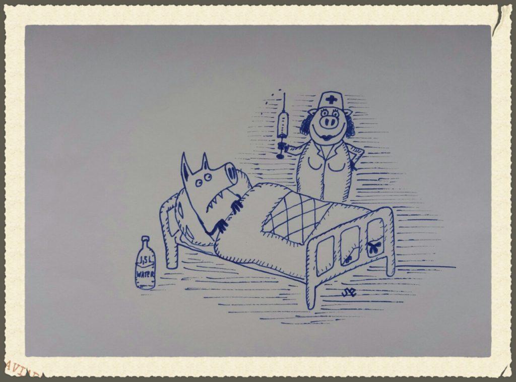 больничные фантазии веселые санитарки