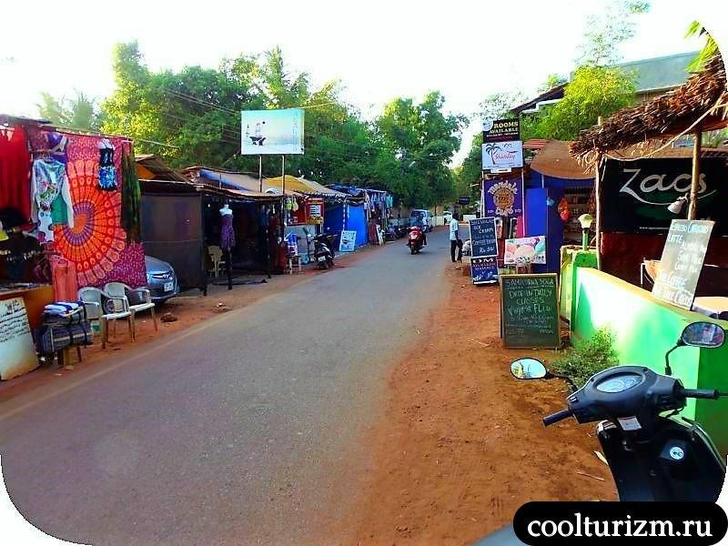 Агонда,Гоа,Индия
