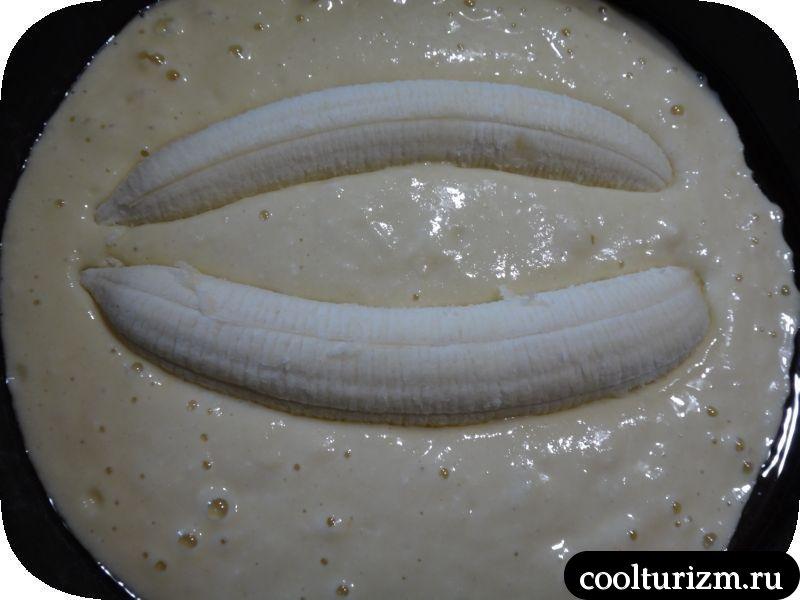 пирог ванильный