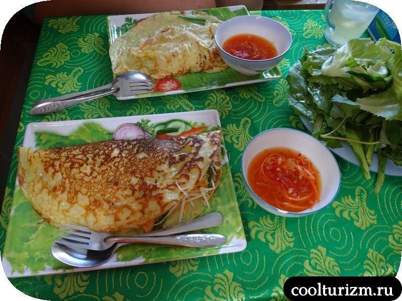 о вьетнаме и вьетнамской еде
