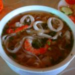 Вьетнамская кухня в Муй Не