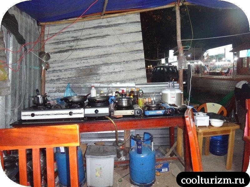 Муйне, вьетнам,еда