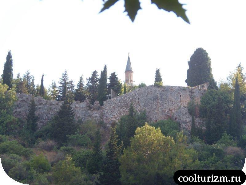 Красная Башня Алания Турция