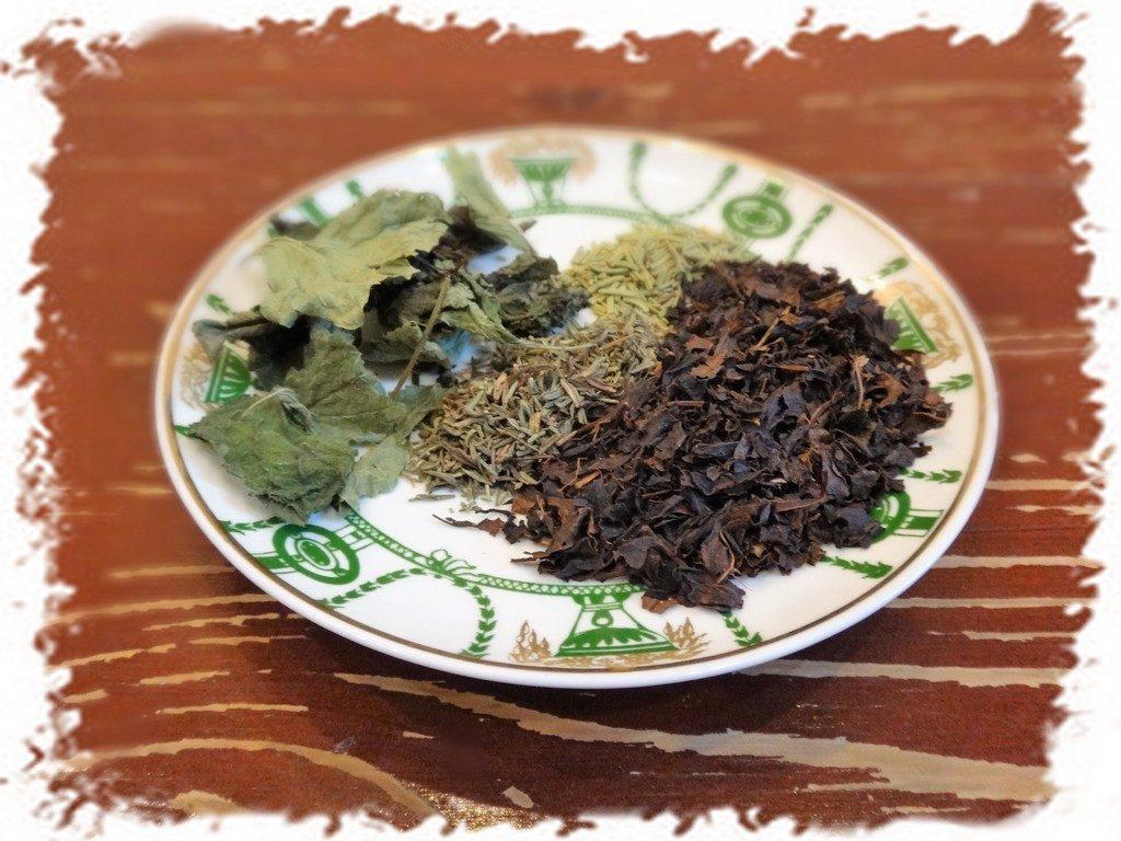 тунисский чай рецепт