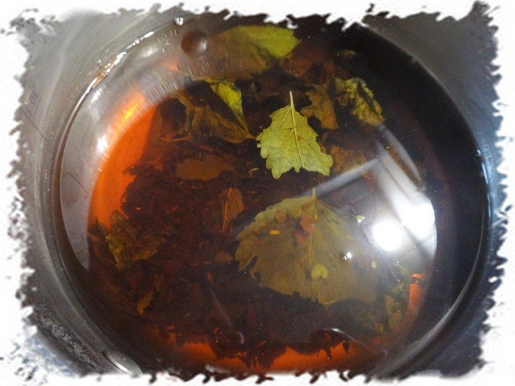 тунисский чай завариваем