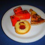 Еда в Тунисе. Joya Paradise 4*. Джерба