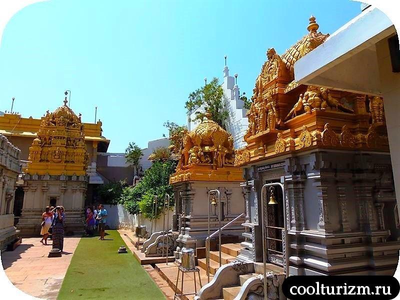 Карнатака,храм Мурдешвар,Гокарна