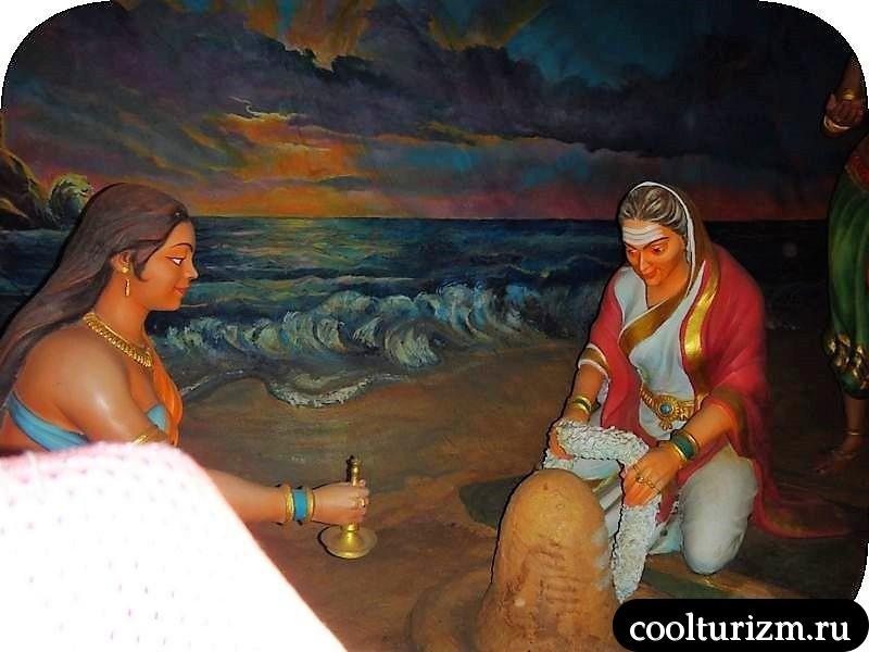 экскурсия в Мурдешвар,Индия