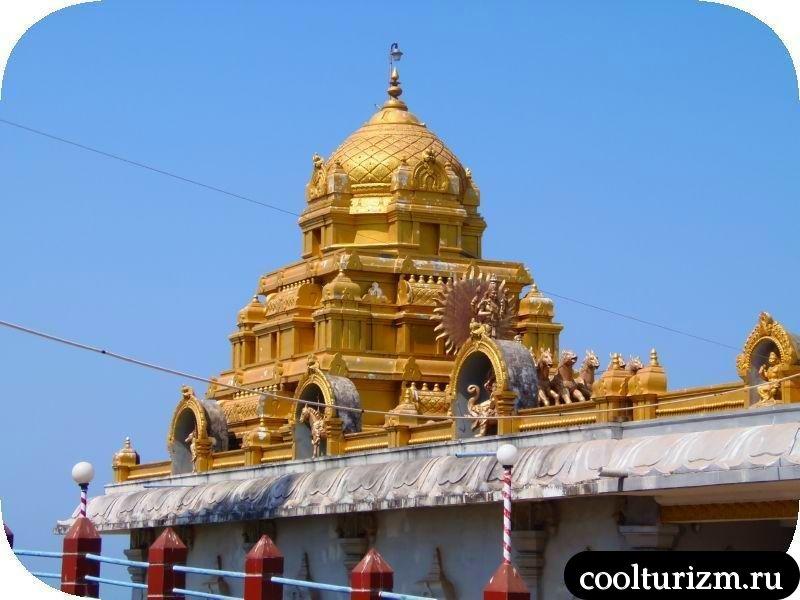 экскурсия в Мурдешвар.фото