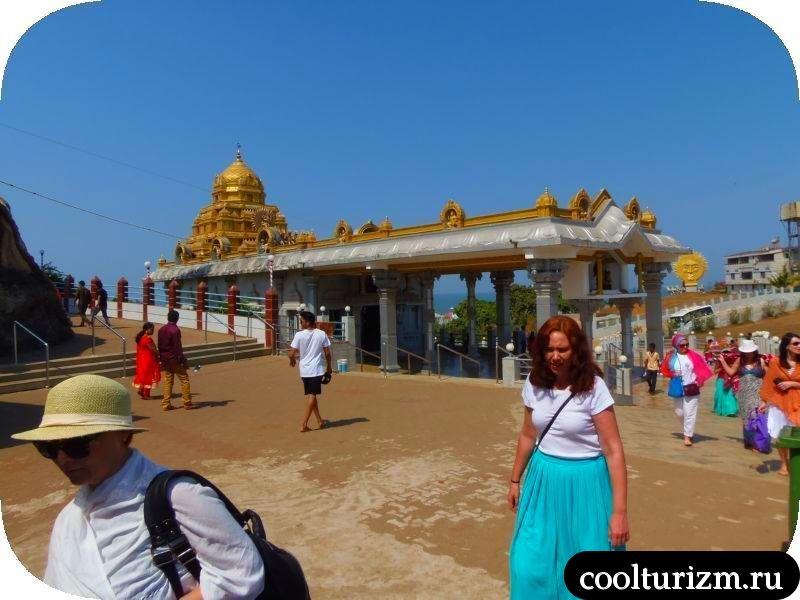 Экскурсия в Мурдешвар.Индия