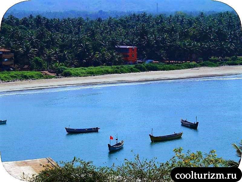 Карнатака,Мурдешвар поездка