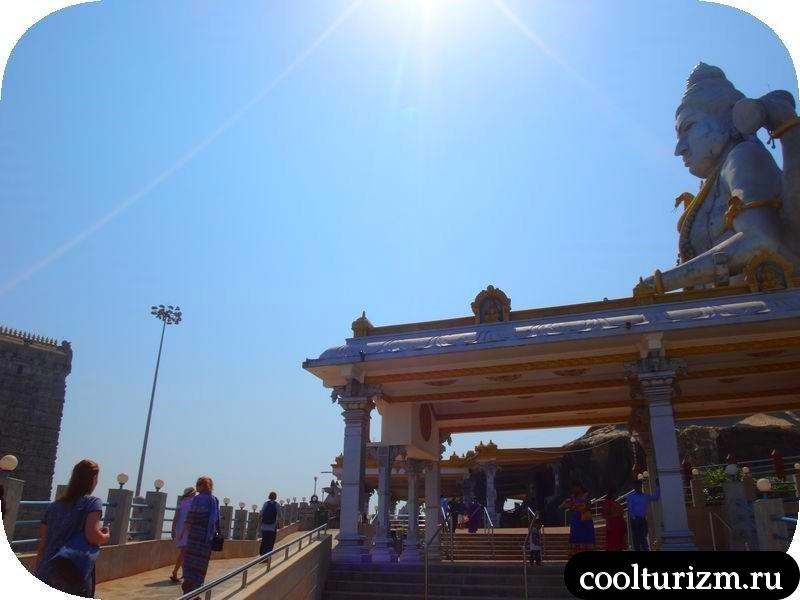 Экскурсия в Мурдешвар.Шива комплекс