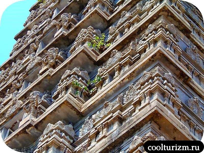 Карнатака,Индия в марте