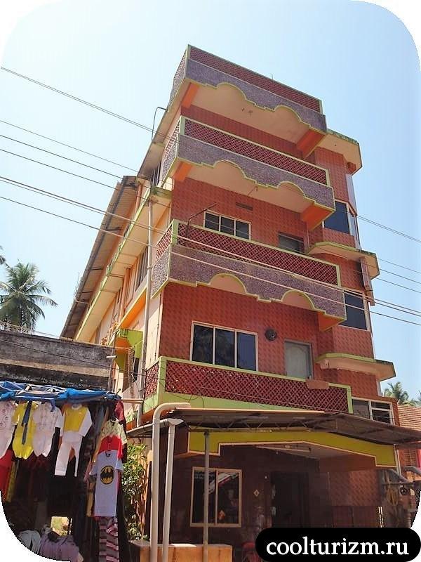 Гокарна, Карнатака, улицы