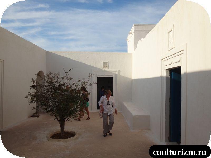 деревня Наследия,Тунис,экскурсия
