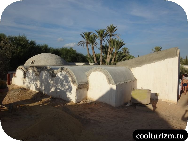 деревня Наследия,Джерба,Тунис