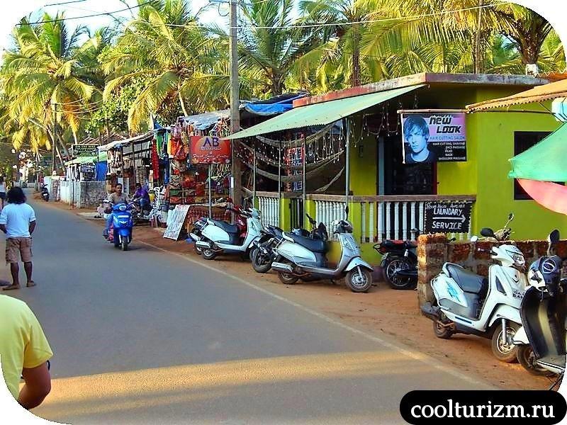 Гокарна, Карнатака, Индия