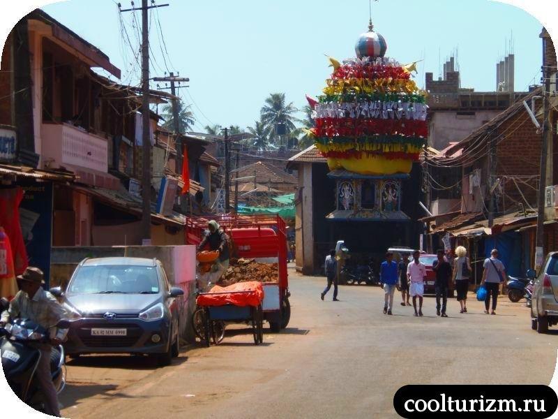 Карнатака, Гокарна колесницы Махашиваратри