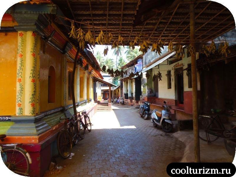 Карнатака, Гокарна старый город