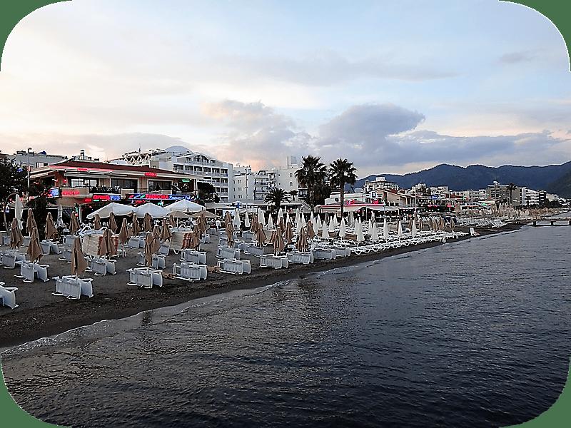 Мармарис. Турция. Эгейское море