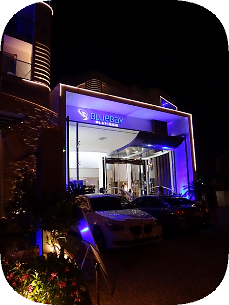 интерьеры отеля Blue Bay Platinum 5*