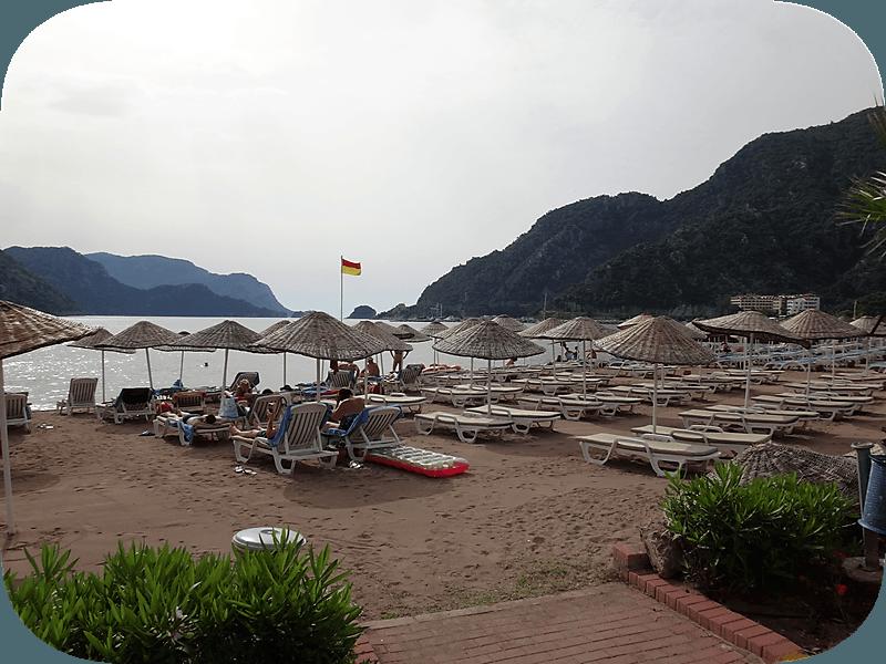 Ичмелер курорт в Турции