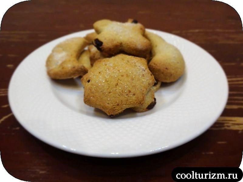 печенье с корицей простой рецепт